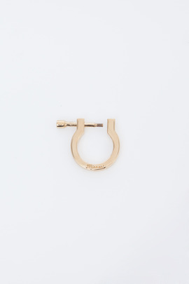 Miansai Gold Modern Screw Ring