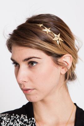 Gabriela Artigas Triple Shooting Star Headband