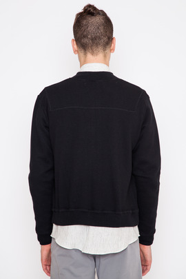 Robert Geller Seconds Seconds Paneled Bomber