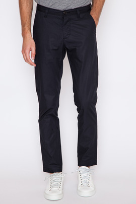 Wings + Horns Black Sulphur-Dyed Twill Tokyo Chino