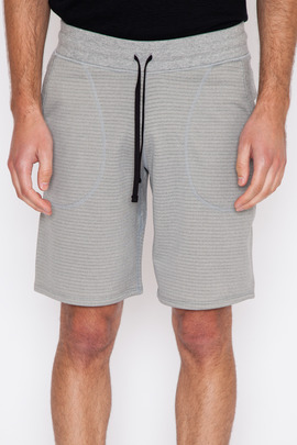 Reigning Champ Heather Grey Power Dry Sweatshort