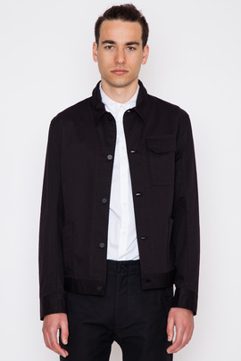 Helmut Lang Compact Chino Patch Pocket Jacket