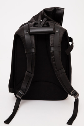 Cote et Ciel Leather Medium Alias Isar Rucksack
