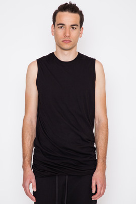 DRKSHDW Men's Double-Layered Sleeveless Top