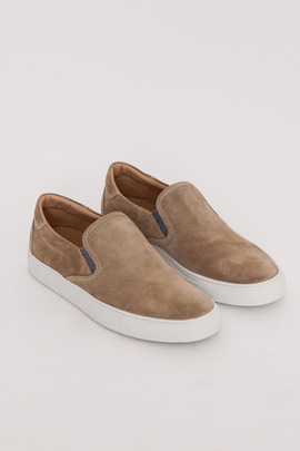 Wings + Horns Stone Suede Slip-On Sneaker