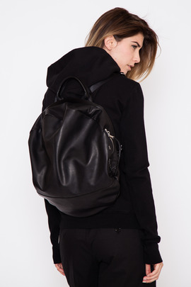 Cote et Ciel Leather Alias Moselle Backpack