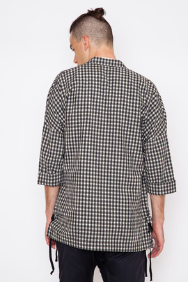 Chapter Anton Removable Collar Shirt Jacket