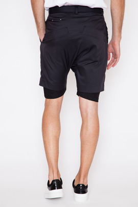 Chapter Ven Layered Hem Short