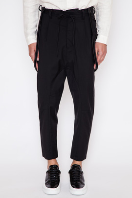 Chapter Sutton Braided Suspender Pant