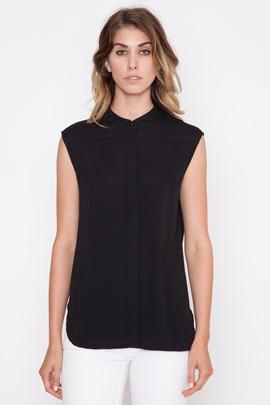 Just Female Nebel Short Sleeveless Shirt