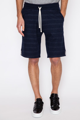Reigning Champ Striped Terry Sweatshort