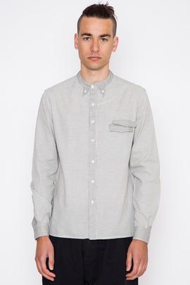 Henrik Vibskov Men's Black Plus White Martin X Shirt