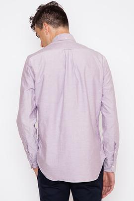 Gitman Bros. Vintage Purple Oxford