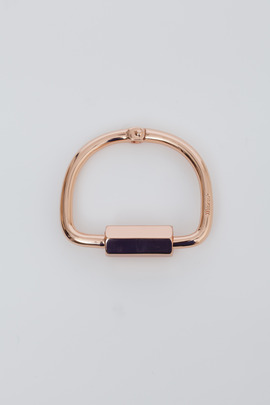 Miansai Rose Gold Naomi Bracelet
