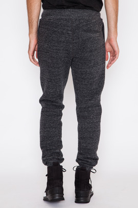 Wings + Horns Black Cabin Fleece P/O Pants