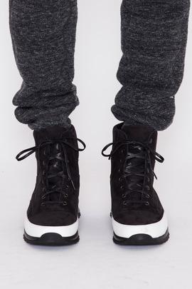 Public School Cortland Nubuck Sneaker Boot