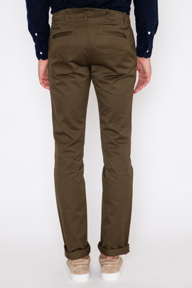 Wings + Horns Olive West Point Chino FW15