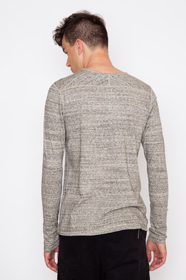 Wings + Horns Dune Splash Jersey L/S Crewneck Tee