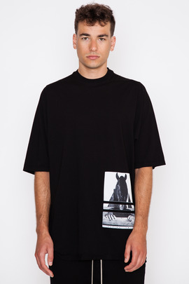 DRKSHDW Men's Sphinx Patch Jumbo Tee