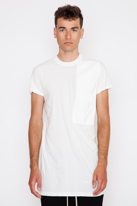 DRKSHDW Men's Poplin Pocket S/S Tee