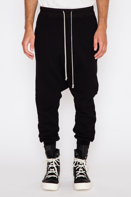 DRKSHDW Men's Prisoner Drawstring Sweat Pant