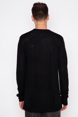 Chapter Stof Mixed Stitch Stripe Sweater