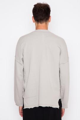 SILENT Men's Silent Soter Cropped Sweatshirt