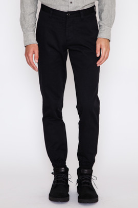 Wings + Horns Shrunken Twill Cinched Tokyo Pant