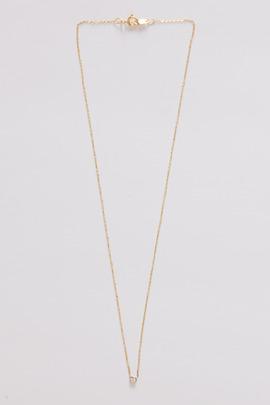 Vale 14K Gold Origins Diamond Necklace