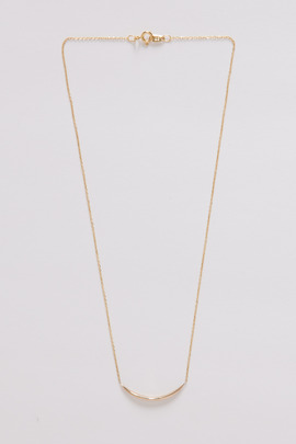 Vale 14K Gold Luna Necklace