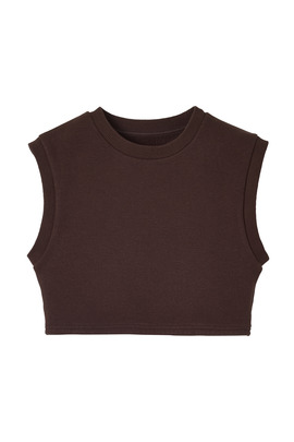 Yeezy Mole Crop Top