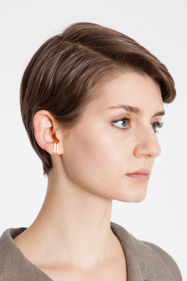Maria Black Double Bar Earcuff
