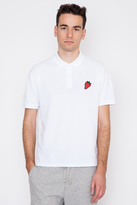 Ami Strawberry Patch Polo