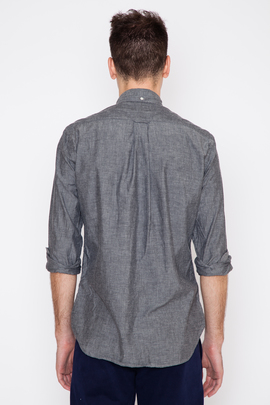 Gitman Bros. Vintage Black Japanese Chambray