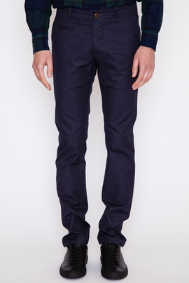 Wings + Horns Navy Convoy Twill West Point Chino