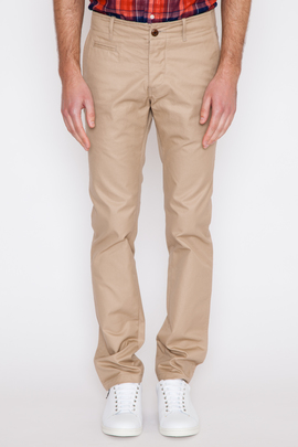Wings + Horns Khaki Convoy Twill West Point Chino