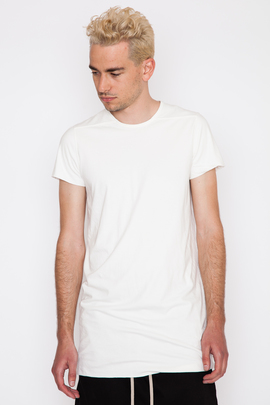 DRKSHDW Men's Milk Double Layer S/S Tee