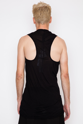 DRKSHDW Men's Black Rick's Tank