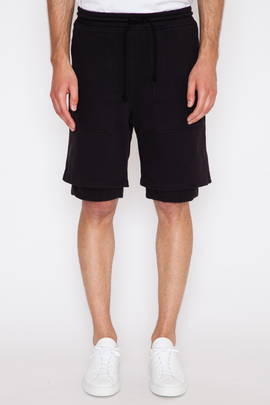 Wil Fry Angora French Terry Double Layer Short