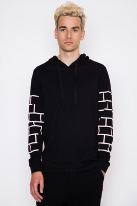 Perks and Mini Trans-Mutation L/S Hooded Tee