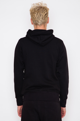 Wil Fry Angora French Terry Pouch Hoody