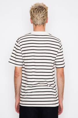 Wil Fry Jersey Stripe Classic Tee
