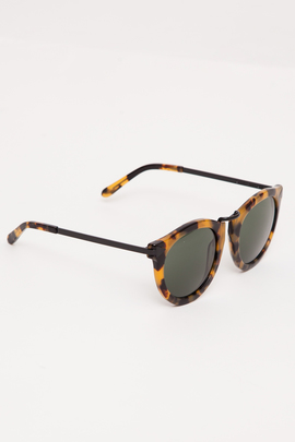Karen Walker Crazy Tort Harvest Sunglasses