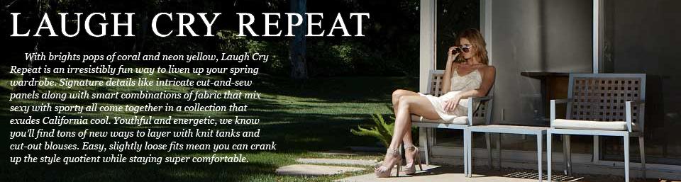 Laugh Cry Repeat